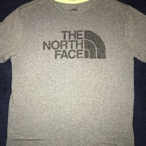 North Face graphic tee. Super soft!